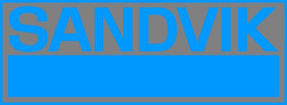 Sandvik - логотип компании